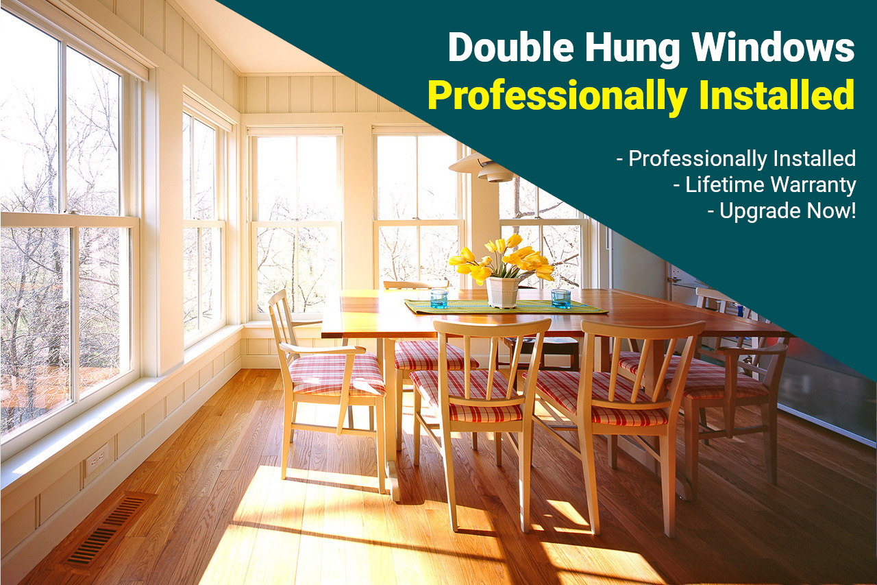 Replacement Windows Big Sale on Double Hungs The Window Source of Raleigh, Serving Raleigh, Durham, Chapel Hill, & Burlington
