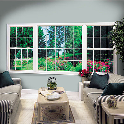 Double Hung Windows inWinston-Salem, Greensboro, Kernersville, & More